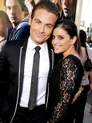 Twice As Nice! Kevin Zegers Welcomes Twin Daughters