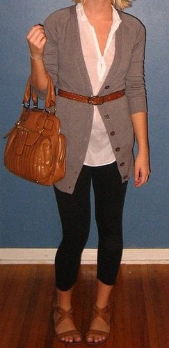 Look of the Day: Uncomplicated