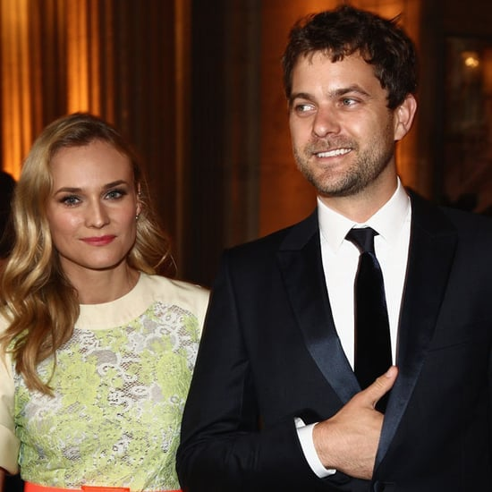 Pictures of Joshua Jackson and Diane Kruger in Paris