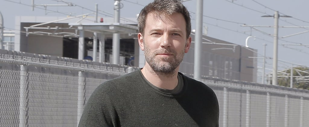 Ben Affleck Has Officially Entered Silver Fox Territory