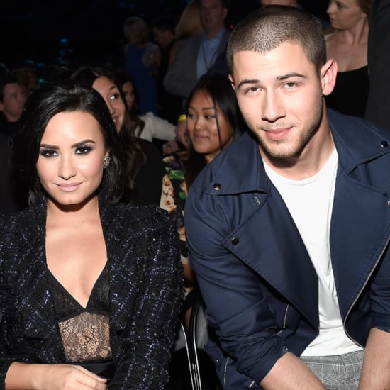 Demi Lovato and Nick Jonas's Cutest Pictures