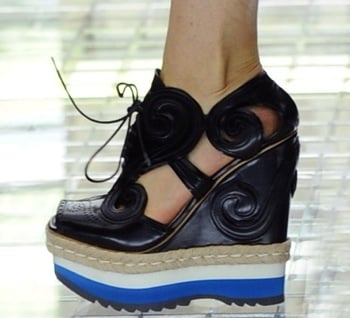 Best Shoes from Spring 2011 Fashion Week