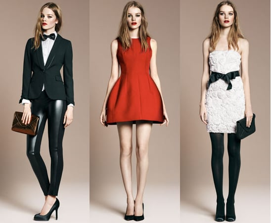 Zara's evening collection is flawless. Check it out.