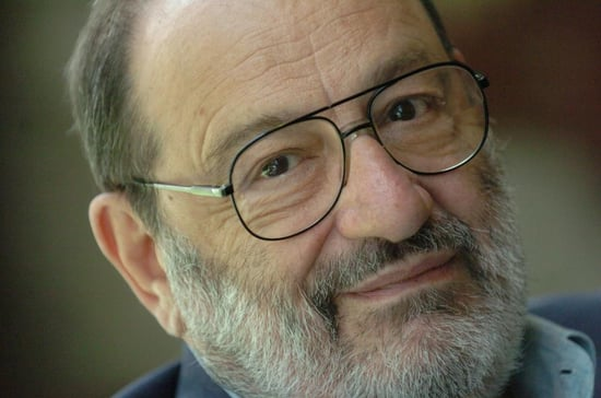 FROM TIME: Umberto Eco, Author of The Name of the Rose, Has Died