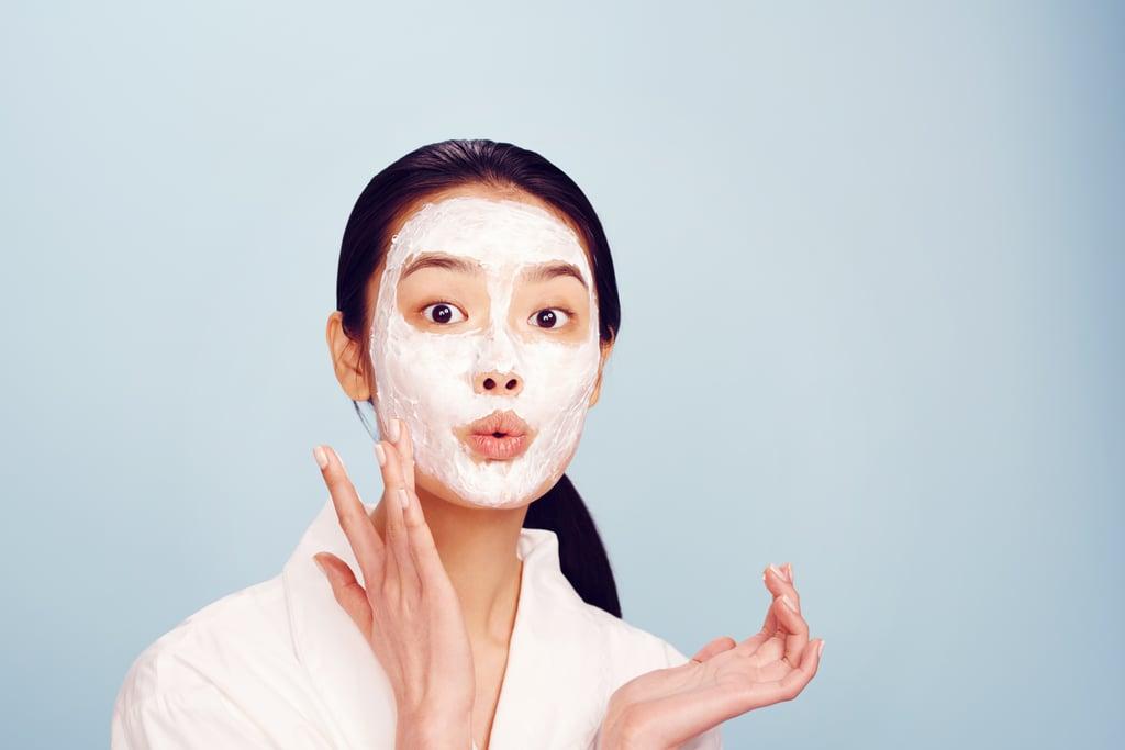 Skincare  - Magazine cover