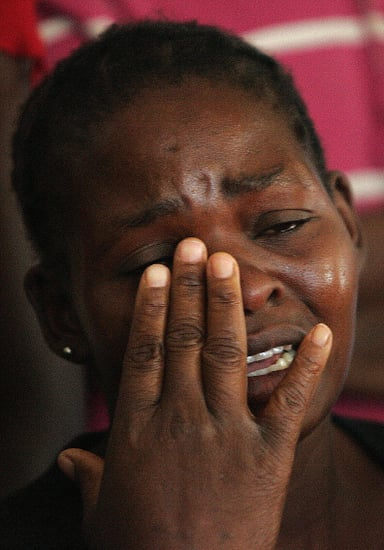 AIDS Group Says Zimbabwe Using Rape As a Tool of Terror