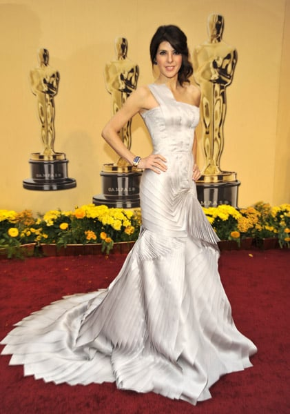 Marisa Tomei at the 2009 Academy Awards