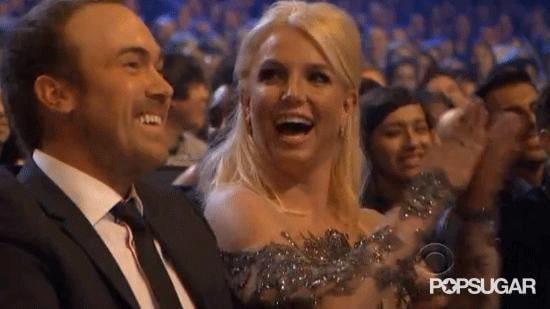 Britney Spears Had a REALLY Good Time