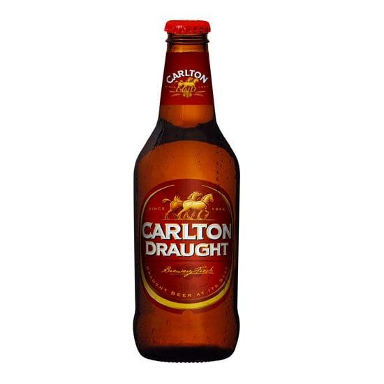 Carlton Draught Per 375ml Bottle. . .