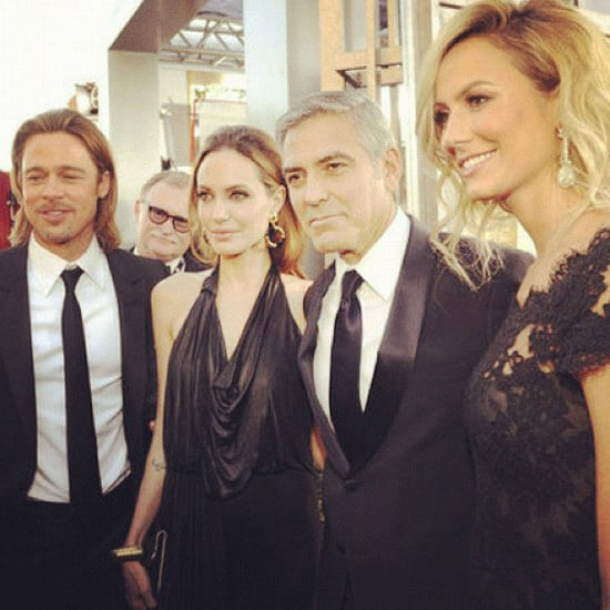 PopSugar Live at the Oscars 2012