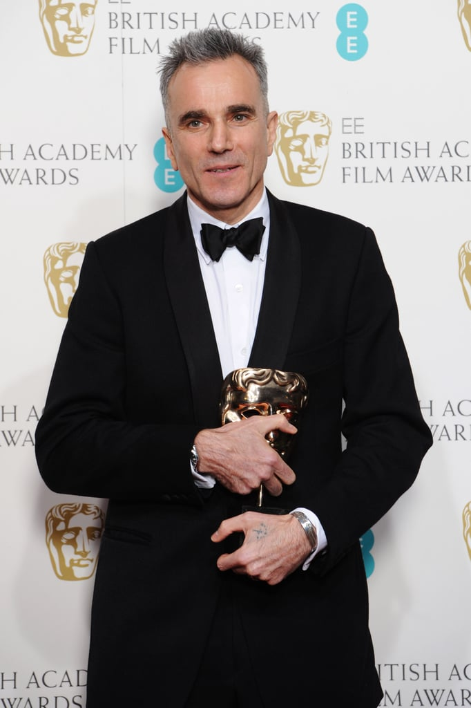 Anne Hathaway, Daniel Day-Lewis and Argo Win Big at the BAFTAs