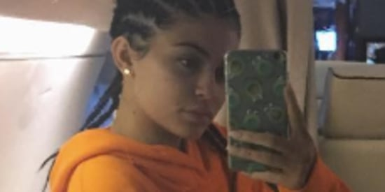 Kylie Jenner Can't Stop Posting Photos Of Herself In Cornrows
