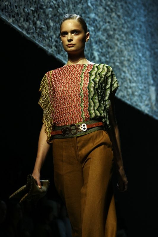 Milan Fashion Week: Missoni Spring 2009
