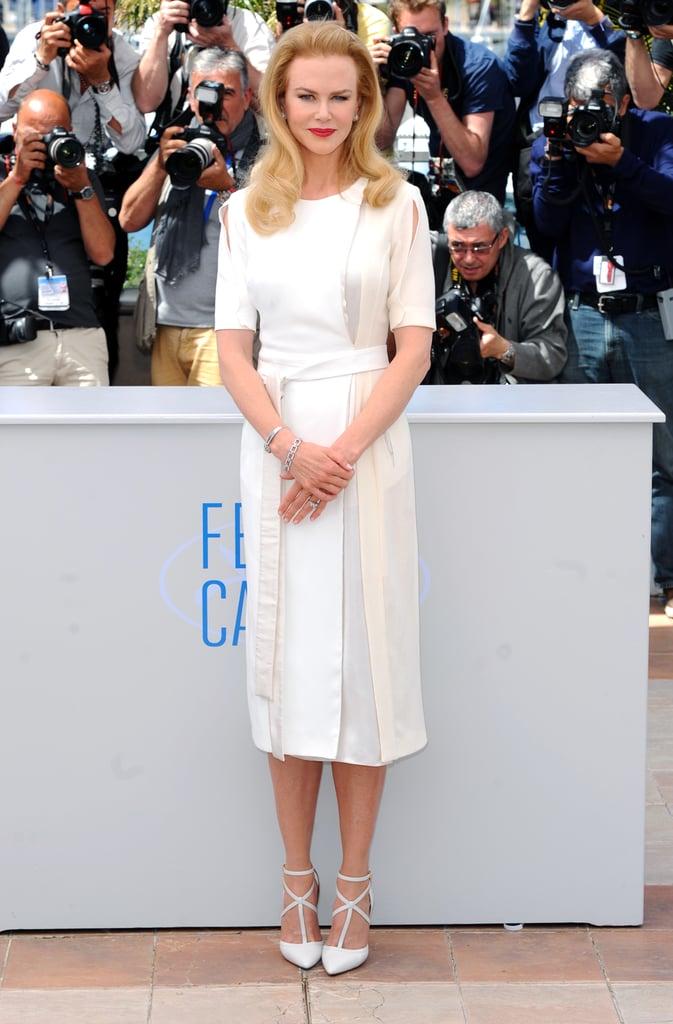 Nicole Kidman at the Grace of Monaco Photocall
