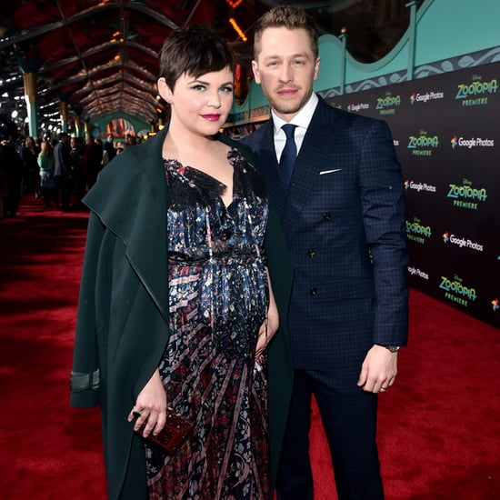 Ginnifer Goodwin and Josh Dallas Are Having a Baby Boy 2016