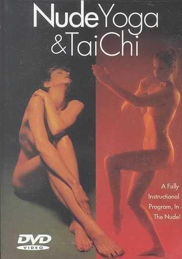 Nude Yoga & Tai Chi DVD