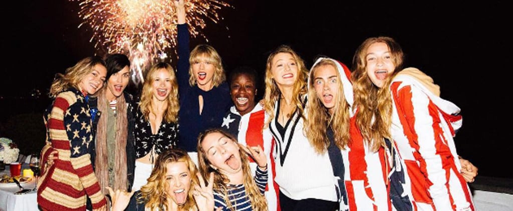 Every Major Question You Probably Have About Taylor Swift's Fourth of July Party