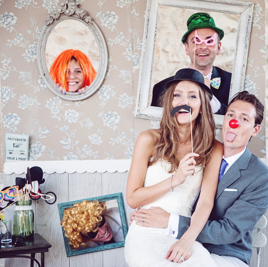The Photo Booth Set