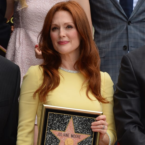 Julianne Moore Gets a Star on the Hollywood Walk of Fame
