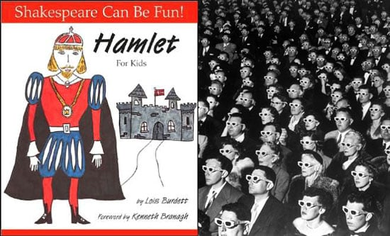 3-D Musical Hamlet Movie For Teens in the Works
