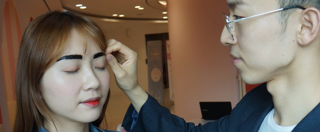 2 Korean Beauty Eyebrow Hacks That Will Forever Change Your Morning Routine