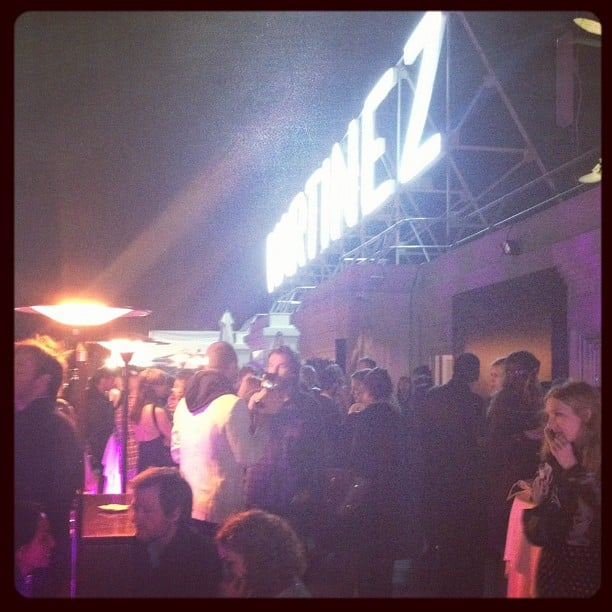 L'Oréal's annual Cannes Electric bash was a hot spot early in the festival.