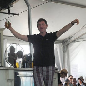 Bobby Flay at South Beach Wine and Food Festival