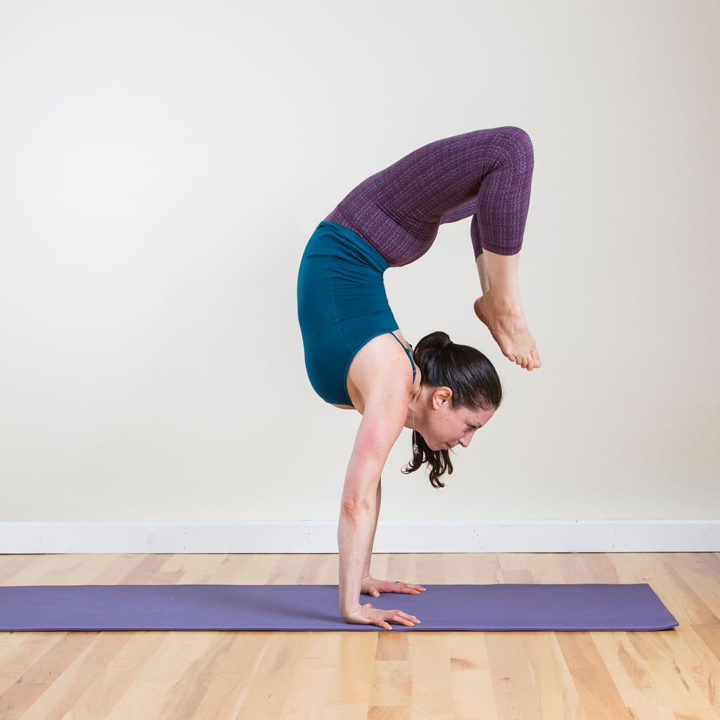 Advanced Yoga Poses | Pictures | POPSUGAR Fitness