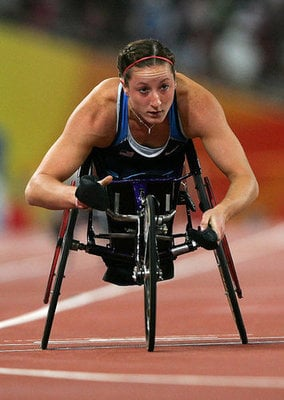 Athletes With True Grit: The Paralympics Underway in Beijing