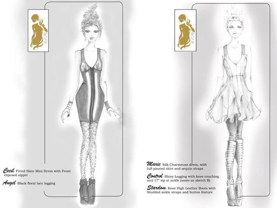 Lindsay Lohan Announces 6126 Clothing Line 2009-12-29 14:00:08