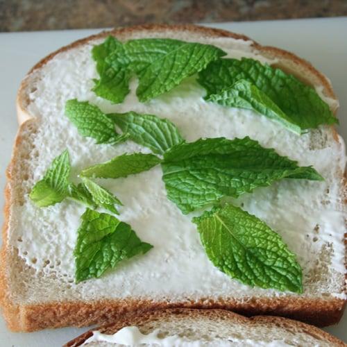 Teatime Finger Sandwiches