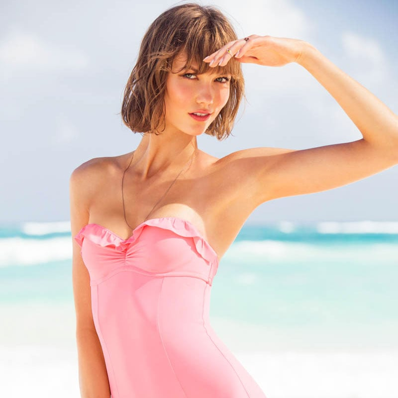 The VS Swim '13 Catalogue Supplies Another Round of Beach-Bound Style