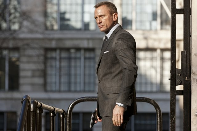 Skyfall Has the Biggest Opening For a Bond Film