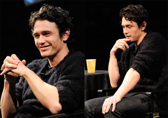 Photos of James Franco at the New York Festival