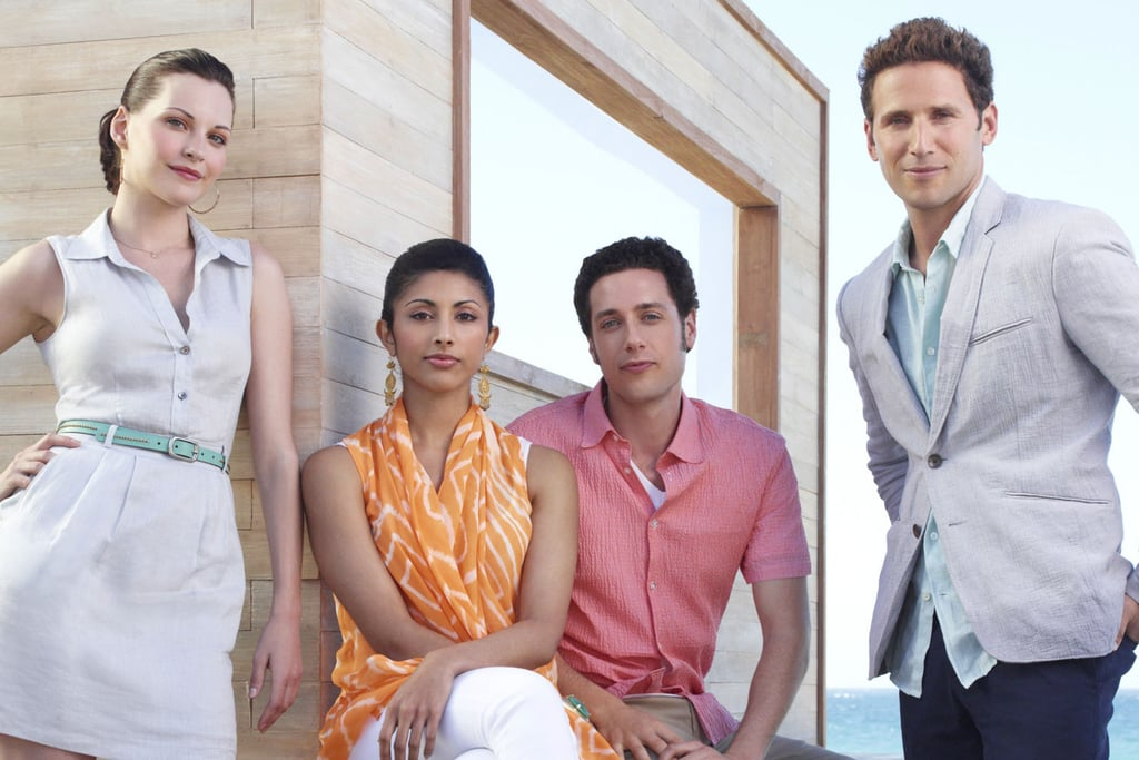 Royal Pains: Seasons 1-4