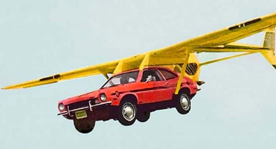 Forgotten History: The Flying Car Has Been Invented -- Twice