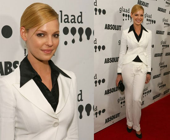 GLAAD Awards Red Carpet: Katherine Heigl