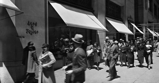 The Stores That Changed Shopping in New York