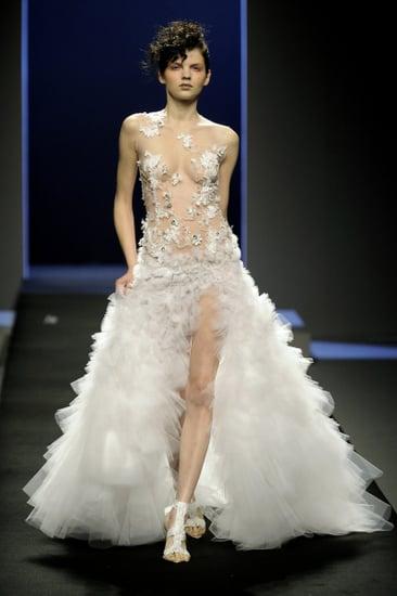 Christophe Josse Spring 2009 Haute Couture