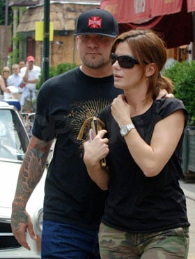 Sugar Bits — Sandra Bullock and Husband Hit by Drunk Driver