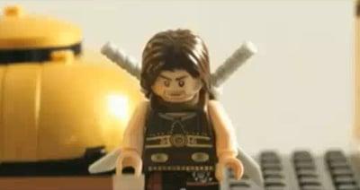 Prince of Persia LEGO Trailer
