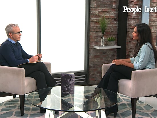 Padma Lakshmi on Love, Loss, and What She Ate: Watch The Jess Cagle Interview with the Top Chef Star