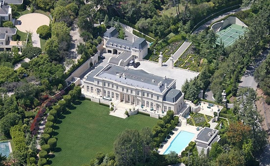 This Famous Estate Just Sold for Some Serious Cash