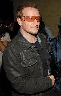 Bono Receives Honorary Knighthood