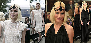 Kate Bosworth Dresses Up for the Derby