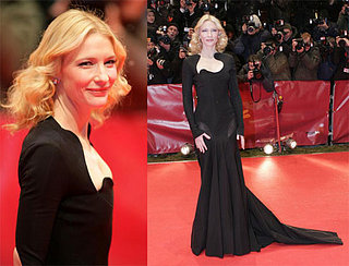 Cate Warms Berlin Up to The Good German