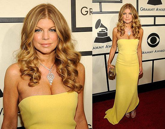 Grammy Awards: Fergie
