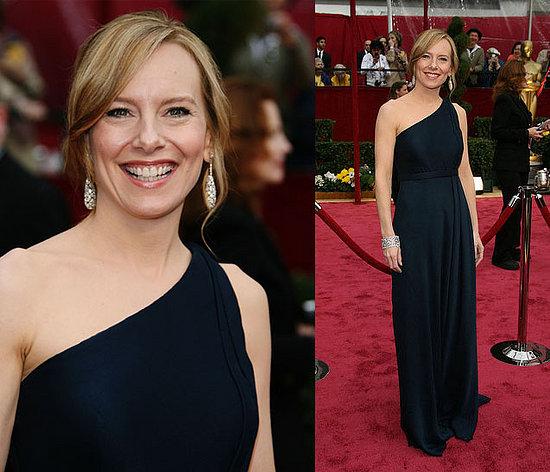 Oscars Red Carpet: Amy Ryan
