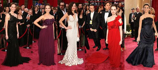 Oscars Trend: Evening Embellishments