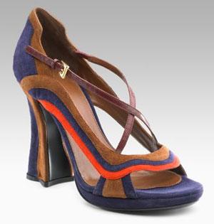 Prada Waves Color Heels: Love It or Hate It?